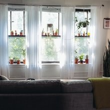 Фото из портфолио Квартира-Студия фотографа Анны Заяц в Чикаго – фотографии дизайна интерьеров на INMYROOM
