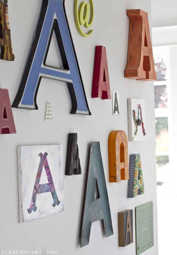 Фотография: Декор в стиле Прованс и Кантри, Современный, Декор интерьера, Декор дома, Стены – фото на InMyRoom.ru