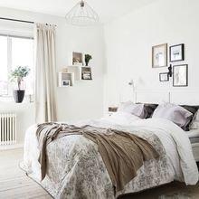 Фотография: Спальня в стиле Скандинавский, Квартира, Дом, Планировки, Советы, Перепланировка – фото на InMyRoom.ru