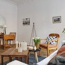 Фото из портфолио Kastellgatan 19, Linnéstaden – фотографии дизайна интерьеров на INMYROOM