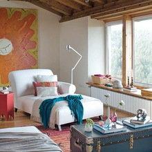 Фотография: Гостиная в стиле Эклектика, Декор интерьера, DIY, Декор дома – фото на InMyRoom.ru