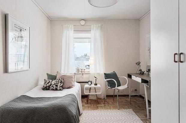 Фотография: Спальня в стиле Скандинавский, Минимализм, Кухня и столовая, Гостиная, Декор интерьера, Дом, Швеция, Стокгольм, как создать уютную атмосферу, 4 и больше, Более 90 метров, гостеприимный интерьер – фото на INMYROOM