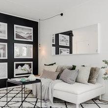 Фото из портфолио LILLKALMARVÄGEN 58 B – фотографии дизайна интерьеров на INMYROOM