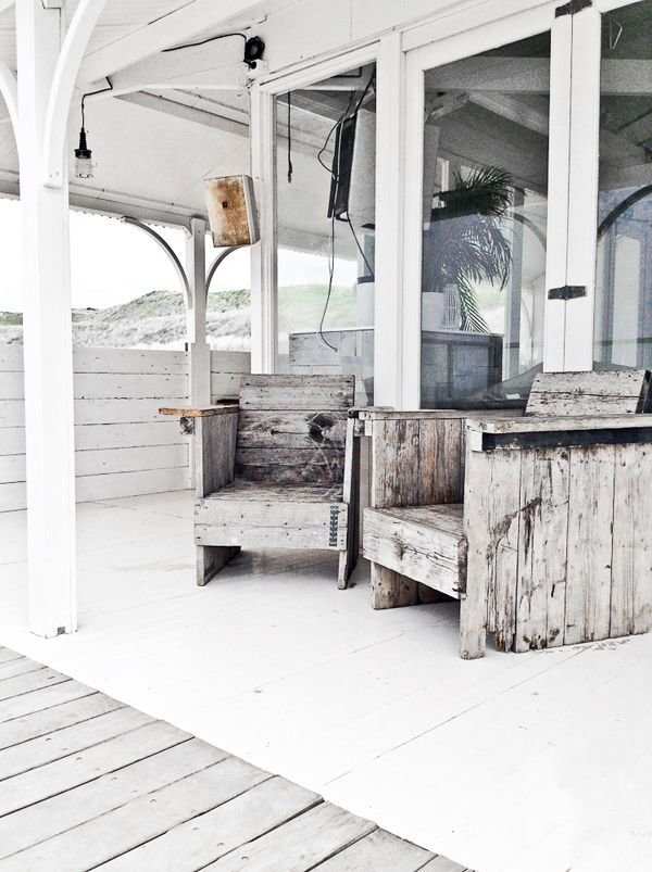 Фотография: Балкон, Терраса в стиле Лофт, Декор интерьера, Дома и квартиры, Городские места, Дача, Морской – фото на INMYROOM