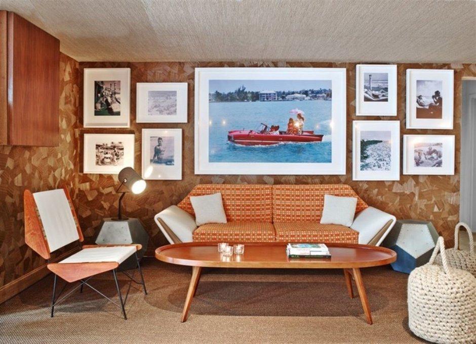Фотография: Гостиная в стиле Современный, Дома и квартиры, Городские места, Бразилия – фото на InMyRoom.ru