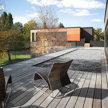 Фото из портфолио Частный дом Echo в Торонто – фотографии дизайна интерьеров на INMYROOM