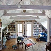 Фотография: Кабинет в стиле Кантри, Дом, Польша, Дом и дача – фото на InMyRoom.ru