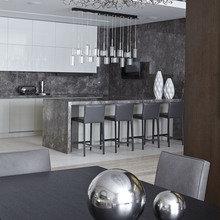 Фотография: Кухня и столовая в стиле Эклектика, Современный, Индустрия, Люди, Эко – фото на InMyRoom.ru