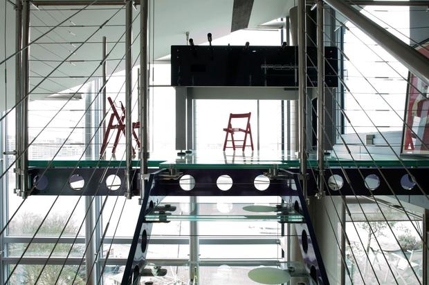 Фотография:  в стиле Современный, Квартира, Дома и квартиры, Лондон, Панорамные окна – фото на InMyRoom.ru