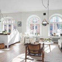 Фото из портфолио Plantagegatan 13, Linnéstaden  – фотографии дизайна интерьеров на INMYROOM