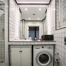 Фото из портфолио Мансарда архитектора в Москве от buro5 – фотографии дизайна интерьеров на InMyRoom.ru
