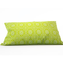 Декоративная подушка: Сочная трава