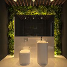 Фото из портфолио Квартира для ITишника – фотографии дизайна интерьеров на INMYROOM