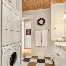 Фотография: Ванная в стиле Скандинавский, Декор интерьера, Дом – фото на InMyRoom.ru