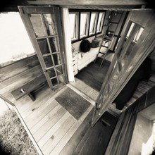 Фотография:  в стиле Кантри, Современный, Дом, Дома и квартиры, Дача, Дом на колесах – фото на InMyRoom.ru