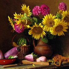Фотография: Флористика в стиле , Декор интерьера, DIY, Дом, Цветы – фото на InMyRoom.ru