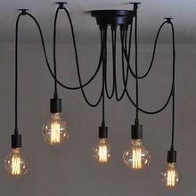 """Потолочный светильник """"Edison Chandelier"""""""
