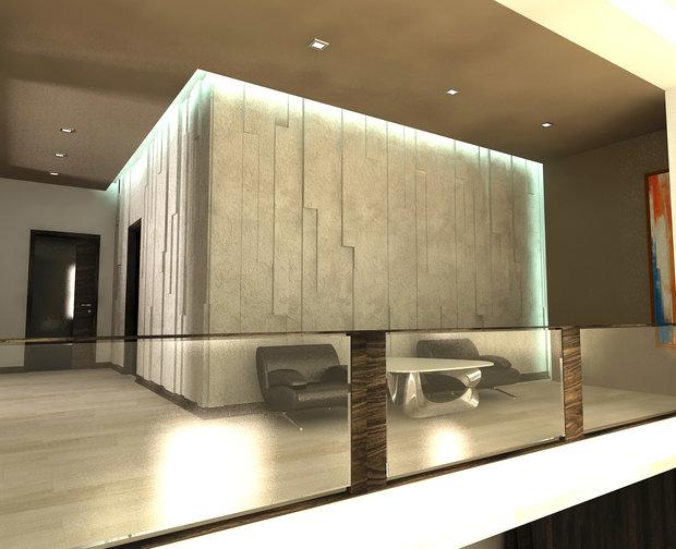 Фото из портфолио Интерьер индивидуального жилого дома – фотографии дизайна интерьеров на INMYROOM