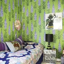 Фото из портфолио Красочный коттедж – фотографии дизайна интерьеров на InMyRoom.ru