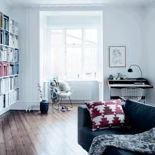 Фото из портфолио Дом наполнен душой, теплом и уютом – фотографии дизайна интерьеров на InMyRoom.ru