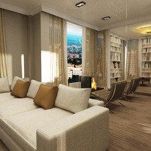 Фото из портфолио Дизайн проект квартиры г. Н. Новгород – фотографии дизайна интерьеров на INMYROOM
