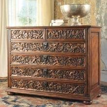 Комод CARVED FLEMISH CHEST