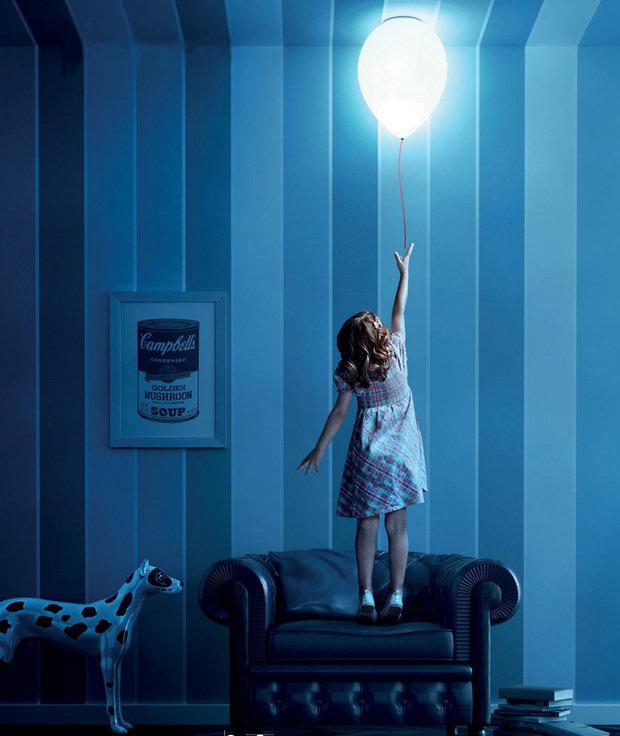 Фотография: Кабинет в стиле Современный, Детская, Квартира, Дом, Советы, Barcelona Design – фото на InMyRoom.ru