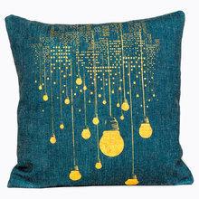 Декоративная подушка «Серебряный Век», версия 1