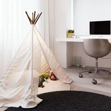 Фото из портфолио Уютная квартира в шумном городе – фотографии дизайна интерьеров на InMyRoom.ru