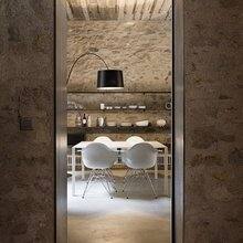Фотография: Кухня и столовая в стиле Кантри, Эклектика, Квартира, Дом, Испания, Дома и квартиры – фото на InMyRoom.ru