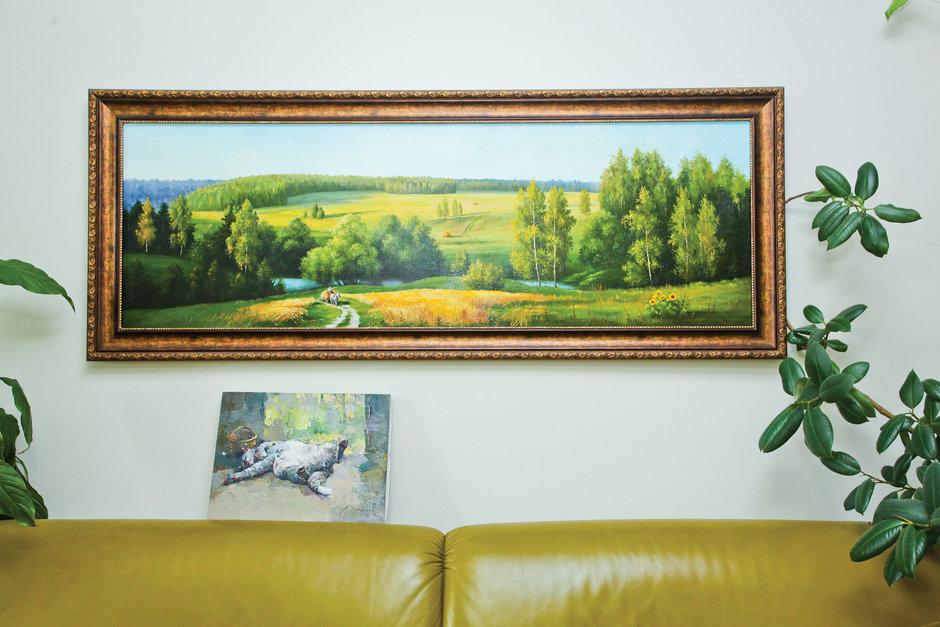 Фотография: Декор в стиле Прованс и Кантри, Квартира, Дома и квартиры – фото на InMyRoom.ru