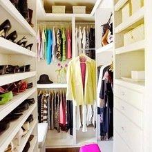 Фотография: Гардеробная в стиле Скандинавский, Советы, гардеробная в квартире – фото на InMyRoom.ru