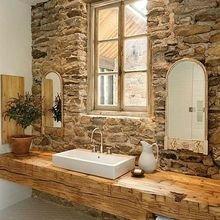 Фотография: Ванная в стиле Кантри, Декор интерьера, Декор дома – фото на InMyRoom.ru