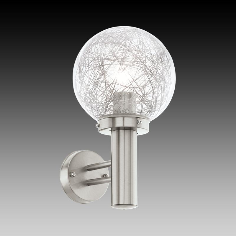 Уличный настенный светильник Eglo Nisia 1