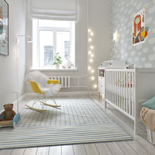 Фотография: Детская в стиле Скандинавский, Квартира, Дома и квартиры, Проект недели – фото на InMyRoom.ru