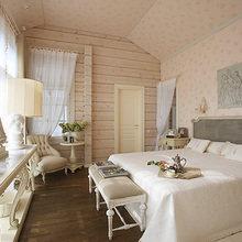 Фотография: Спальня в стиле Кантри, Дом, Дома и квартиры, Москва – фото на InMyRoom.ru