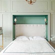 Фотография: Спальня в стиле Кантри, Декор интерьера, Квартира – фото на InMyRoom.ru
