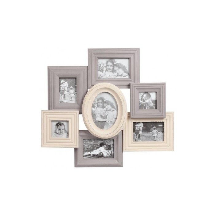 Рамка фотоколлаж для 7 фотографий Fuerte
