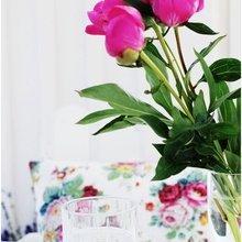 Фото из портфолио Пионы – фотографии дизайна интерьеров на InMyRoom.ru