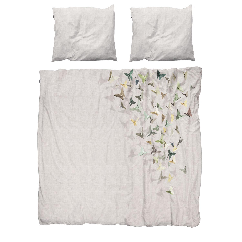 Комплект постельного белья Бабочки 200х220