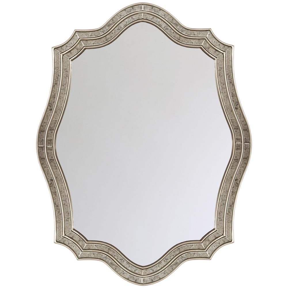 Купить Настенное зеркало ральф в раме гербовой формы, inmyroom, Россия
