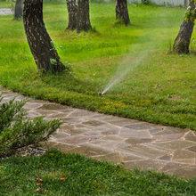 Фотография: Ландшафт в стиле Современный, Дачный ответ, Беседка – фото на InMyRoom.ru