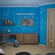 Фото из портфолио Проект 2-х ком. квартиры г. Краснодар, ул. Атарбекова – фотографии дизайна интерьеров на INMYROOM