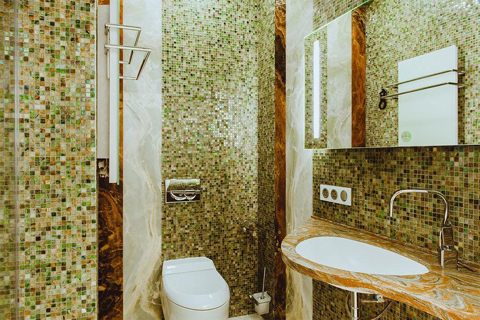 Фотография: Ванная в стиле , Квартира, Дома и квартиры, Москва – фото на InMyRoom.ru