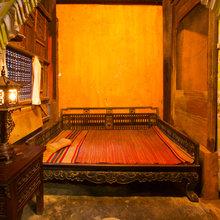 Фотография: Спальня в стиле Кантри, Современный, Восточный, Декор интерьера, Квартира – фото на InMyRoom.ru
