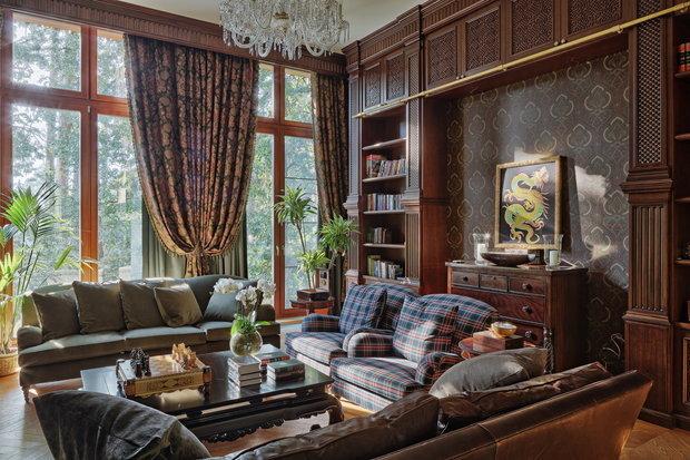 Фотография: Гостиная в стиле Восточный, Советы – фото на INMYROOM