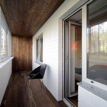 Фотография: Балкон в стиле Минимализм, Лофт, Квартира, Дома и квартиры, Градиз – фото на InMyRoom.ru