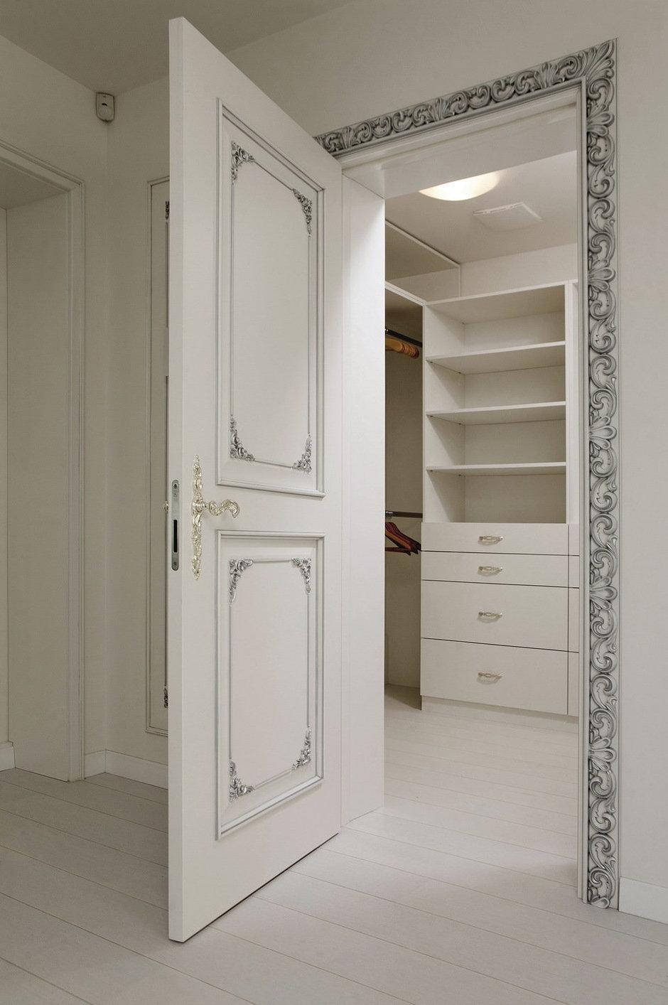 Фотография: Прихожая в стиле Классический, Квартира, Дома и квартиры – фото на InMyRoom.ru
