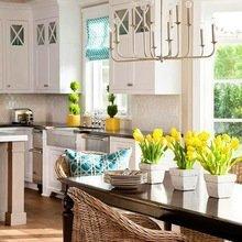 Фотография: Кухня и столовая в стиле Кантри, Скандинавский, Декор интерьера, DIY, Переделка – фото на InMyRoom.ru