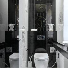 Фотография: Ванная в стиле Современный, Квартира, Проект недели, Москва, Елена Семенова – фото на InMyRoom.ru